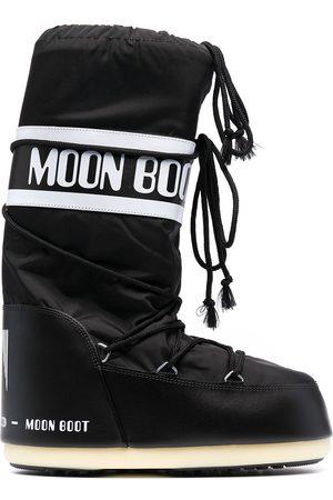 Moon Boot Botas de nieve - Botas de nieve con cordones