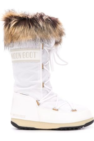 Moon Boot Mujer Botas - Botas con forro de pelo