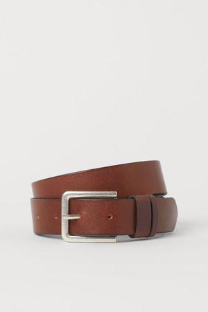 H&M Hombre Cinturones - Cinturón de piel
