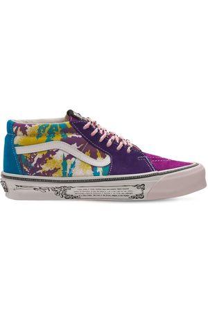 VANS   Mujer Sneakers Aries Og Sk8-mid Lx 4