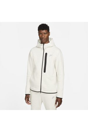 Nike Hombre Sudaderas - Sportswear Tech Fleece Sudadera con capucha con cremallera completa - Hombre