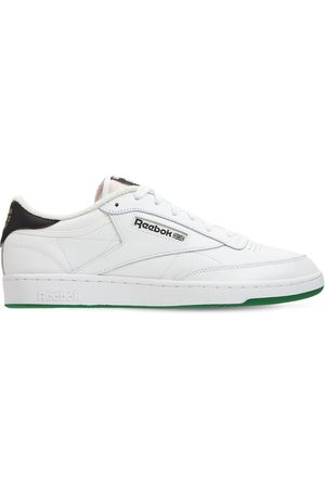REEBOK CLASSICS | Hombre Sneakers Club C 85 Human Rights Now /red/green 10.5
