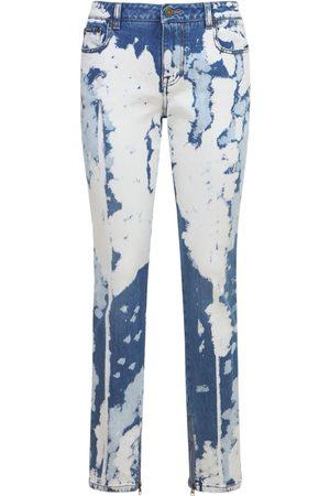 Tom Ford   Mujer Jeans Skinny De Denim Descoloridos /blanco 24