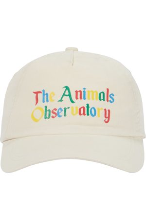 The Animals Observatory Gorra Big Hamster Tao de algodón