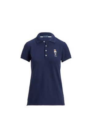 Ralph Lauren Mujer Polos - Polo deportivo Polo Bear Tailored Fit