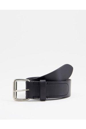 Polo Ralph Lauren Cinturón con logo de pony de cuero de