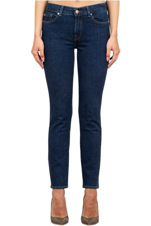 7 for all Mankind Jeans , Mujer, Talla: W32
