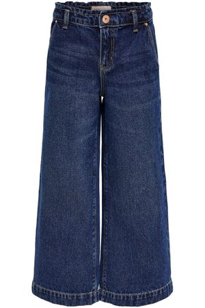ONLY KONCOMET ANCHO JEANS CROPPED