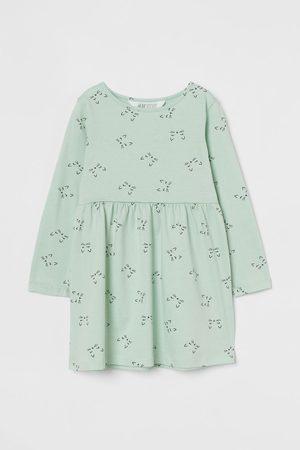 H&M Niña Vestidos - Vestido en punto de algodón