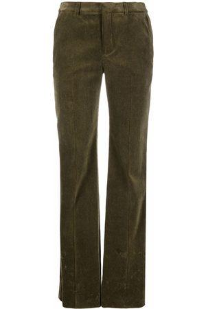 Saint Laurent Mujer Pantalones y Leggings - Pantalones bootcut