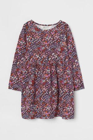 H&M Vestido en punto de algodón