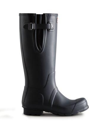 Hunter Boots Hombre Botas de agua - Botas De Agua Altas Y Con Lateral Ajustable Original Para Hombre