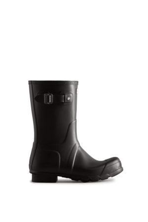 Hunter Boots Botas De Agua Cortas Original Para Hombre