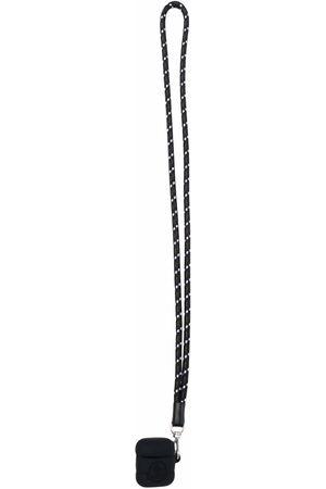 Moncler Hombre Cinturones - Funda para AirPod con logo en relieve