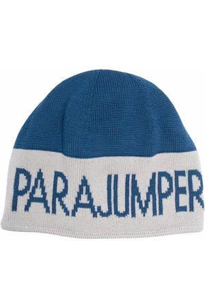 Parajumpers Gorro Deemer con logo en intarsia