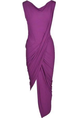 Vivienne Westwood Dress Morado, Mujer, Talla: L