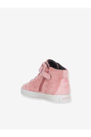Geox Bebé Zapatillas deportivas - Zapatillas MID B Kilwi Girl ® para bebé oscuro liso con motivos
