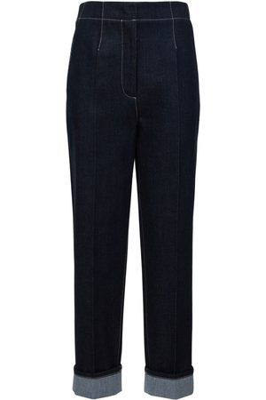 Armani | Mujer Jeans Regular Fit De Denim 36