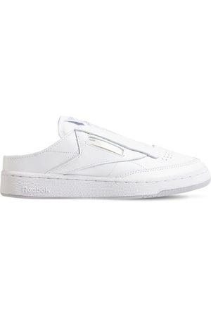 Reebok Mujer Zuecos -   Mujer Sneakers Mules Beams Club C Sin Cordones 3.5