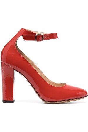 Tila March Mujer Tacón - Zapatos de tacón con hebilla lateral