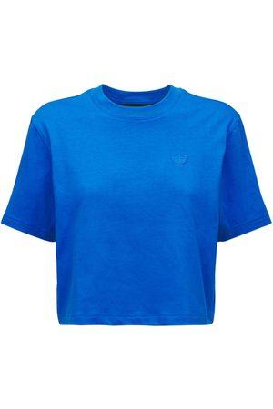 adidas   Mujer Camiseta De Algodón 36