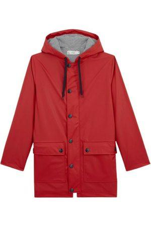 Petit Bateau Mujer Chubasqueros - Iconic hooded raincoat , Mujer, Talla: S