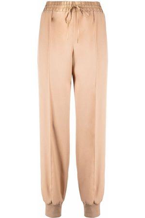 Jil Sander Mujer Pantalones y Leggings - Pantalones ajustados con cordones