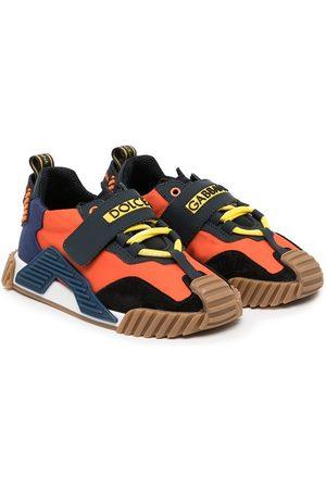 Dolce & Gabbana Niño Zapatillas deportivas - Zapatillas bajas con diseño colour block