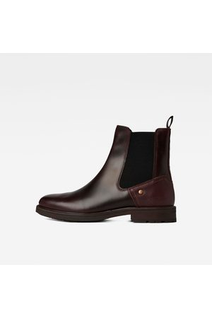 G-Star Hombre Botines - Botas Vacum Chelsea Leather