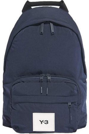Y-3 Blue Back Pack - NAVY ONE SIZE