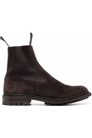 TRICKERS Henry leather Chelsea boots