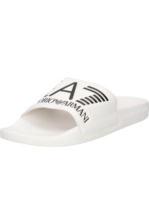 EA7 Zapatos abiertos
