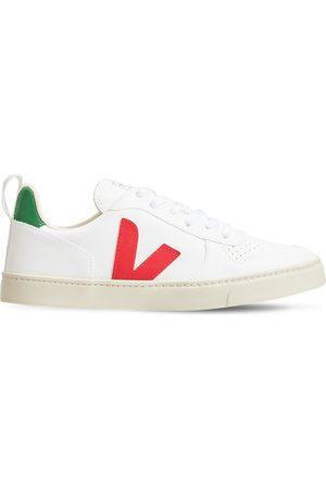 Veja | Niño Sneakers V-10 De Algodón Con Cordones 33
