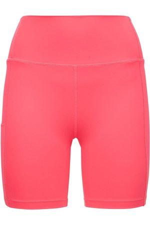 "Splits59 | Mujer Shorts ""techflex"" Con Cintura Alta Xs"