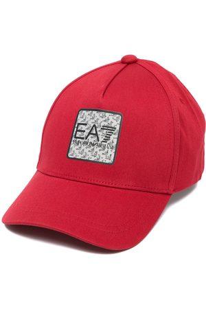 EA7 Hombre Gorras - Gorra con parche del logo