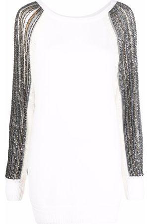 Missoni Vestido con mangas en contraste