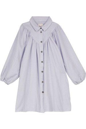MORLEY Vestido camisero Oval Pasubio de algodón