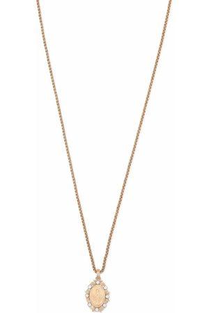 Dolce & Gabbana Hombre Collares - Collar con colgante Devotion