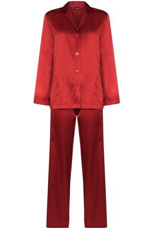 La Perla Pijama de manga larga