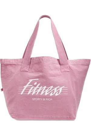 """Sporty & Rich   Mujer Lvr Exclusive Bolso Tote """"fitness"""" Unique"""