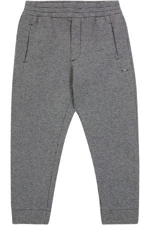 Emporio Armani Pantalones de chándal Pied de poule