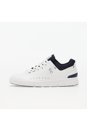 ON W The Roger Advantage White/ Midnight