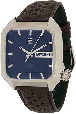 MARCH LA.B Hombre Relojes - Reloj AM2 Electric Navy de 39mm