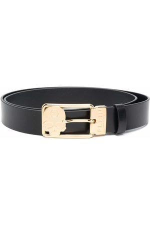 Philipp Plein Hombre Cinturones - Cinturón con cierre y hebilla