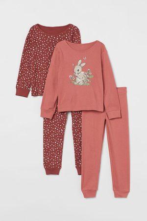 H&M Pack de 2 pijamas de punto