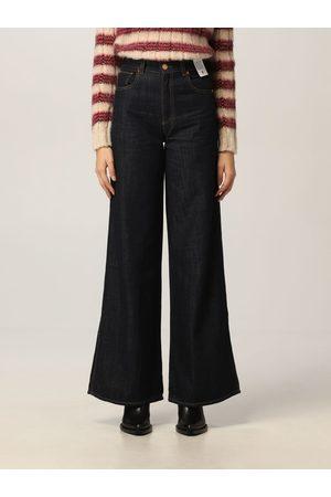 Pt, Jeans Mujer color Denim