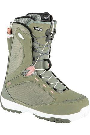 Nitro Monarch TLS 2022 Snowboard Boots