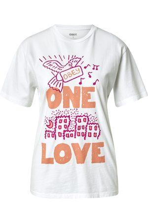 Obey Camiseta 'CHOICE