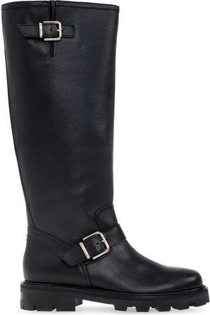 Jimmy Choo Biker II heeled boots , Mujer, Talla: 36
