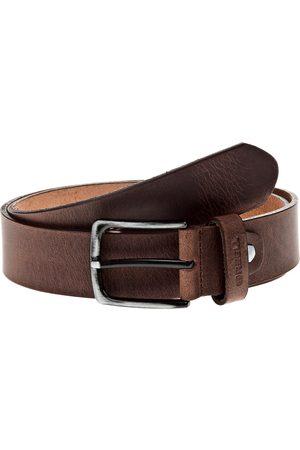 Reell All Black Buckle Belt marrón
